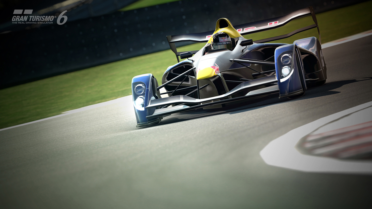 gt6 update brings red bull cars and coaching from sebastian vettel. Black Bedroom Furniture Sets. Home Design Ideas