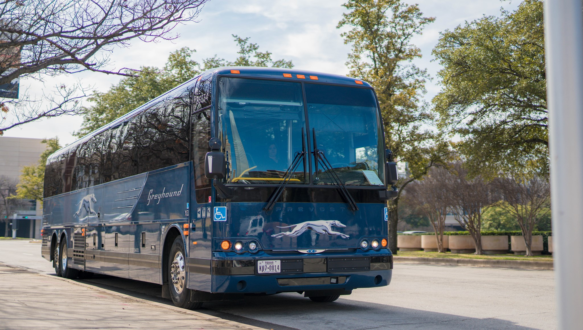 British owner puts Greyhound bus line up for sale