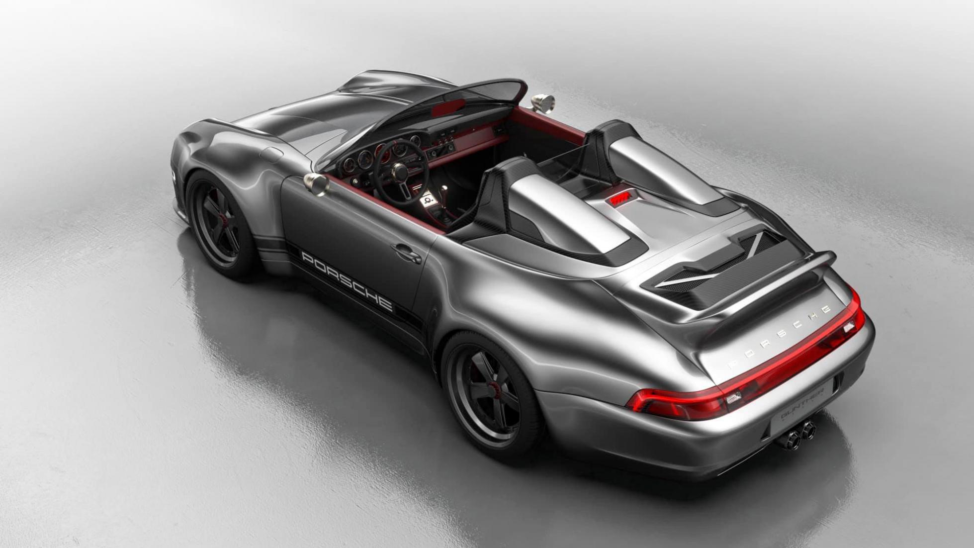 Gunther Werks Porsche 911 Speedster