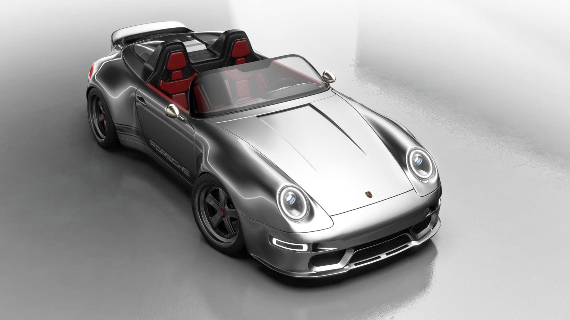 Gunther Werks builds a 993-generation Porsche 911 Speedster