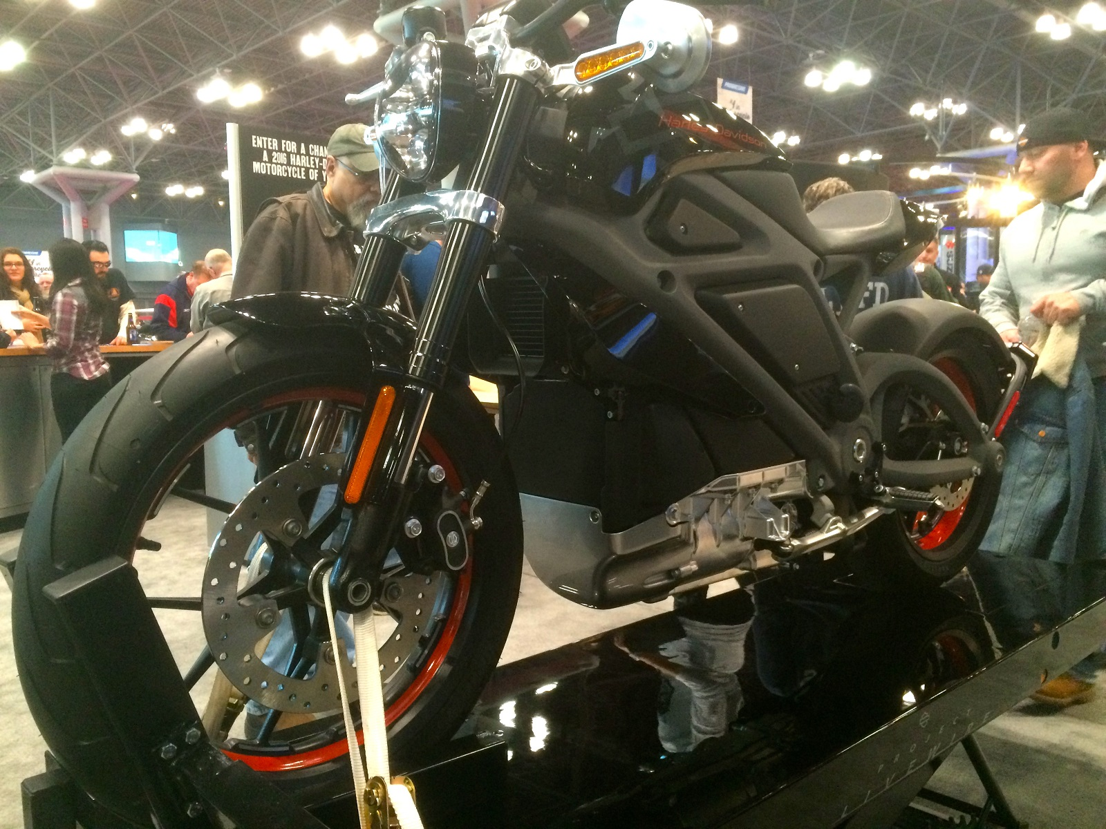 Harley Invests In Alta Motors Makes Progress On Electric Motorcycle