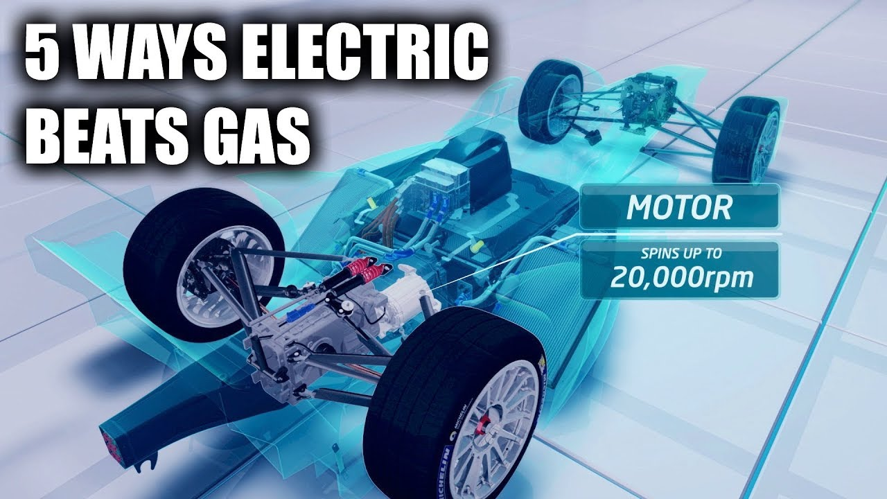 5 ways electric cars outperform gas powered cars for Electric motor repair chicago