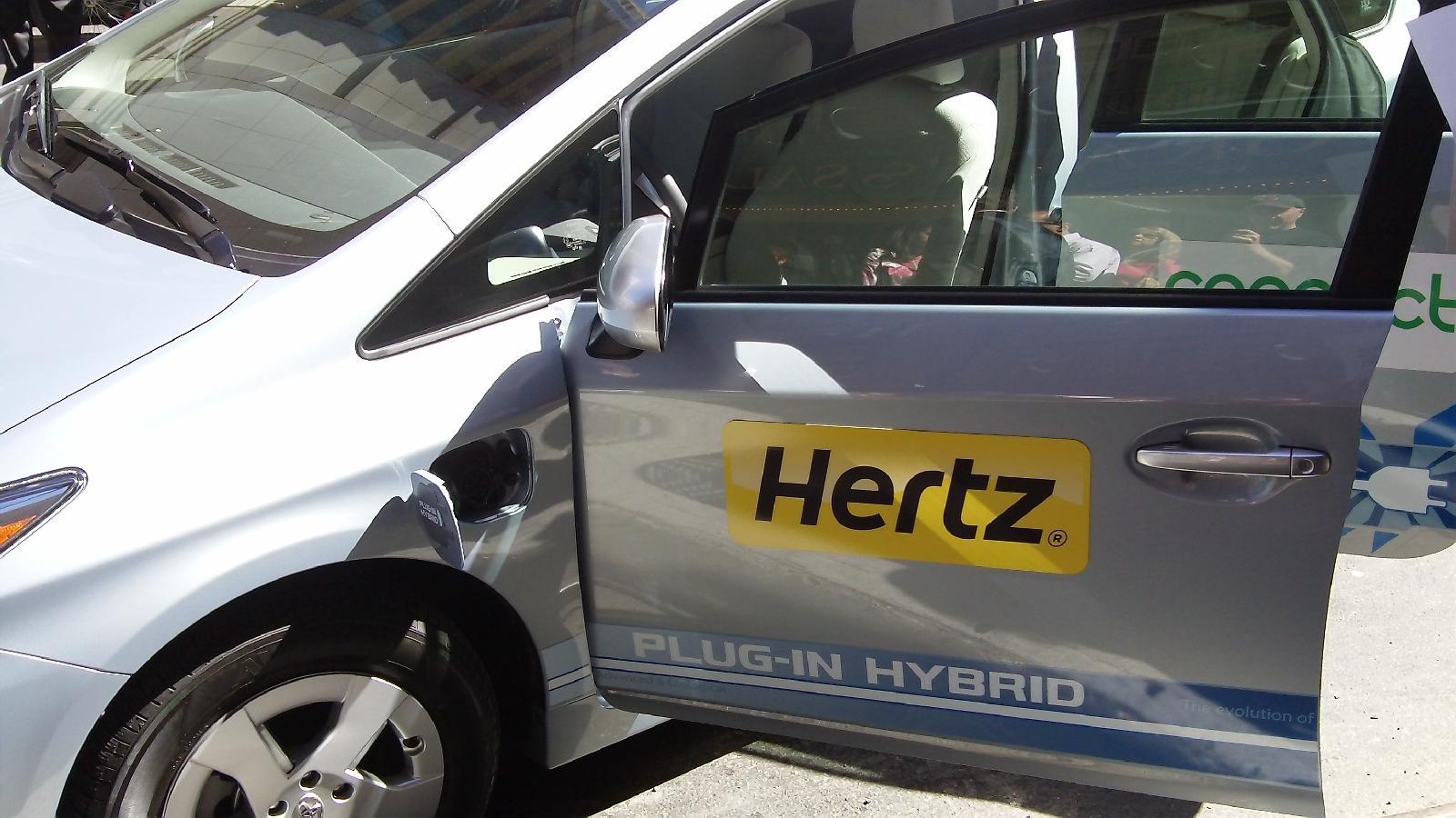 Hertz Rental-Car Fleet Gets Greener, With Higher Average