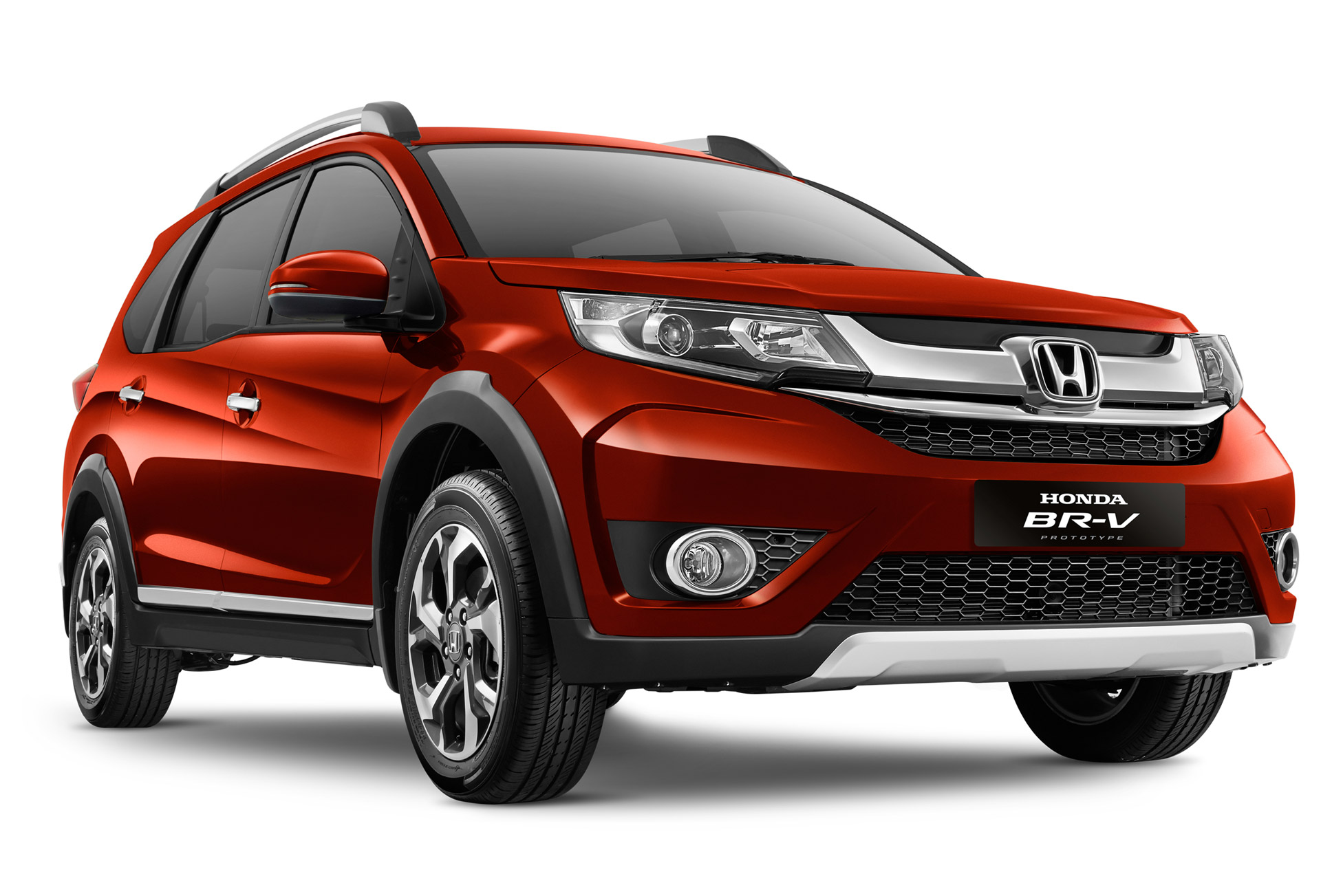 Honda BR-V: Smallest SUV Yet, But Not For North America ...
