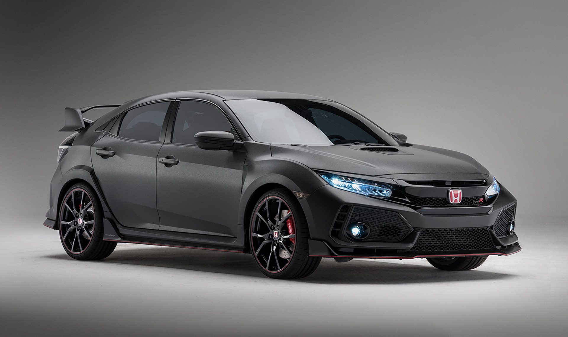 Honda Civic Type R Prototype To Appear At SEMA Show - Auto car honda