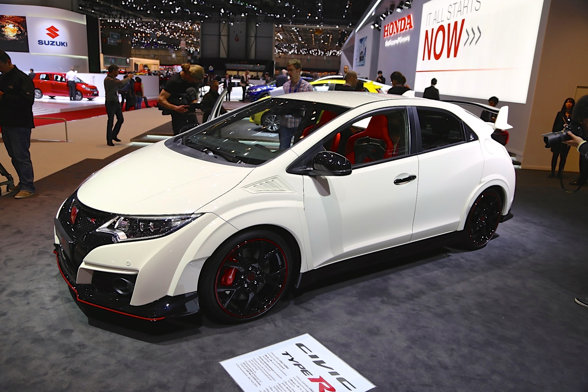 2015 honda civic type r 305 hp and 0 62 mph in 5 7 seconds. Black Bedroom Furniture Sets. Home Design Ideas