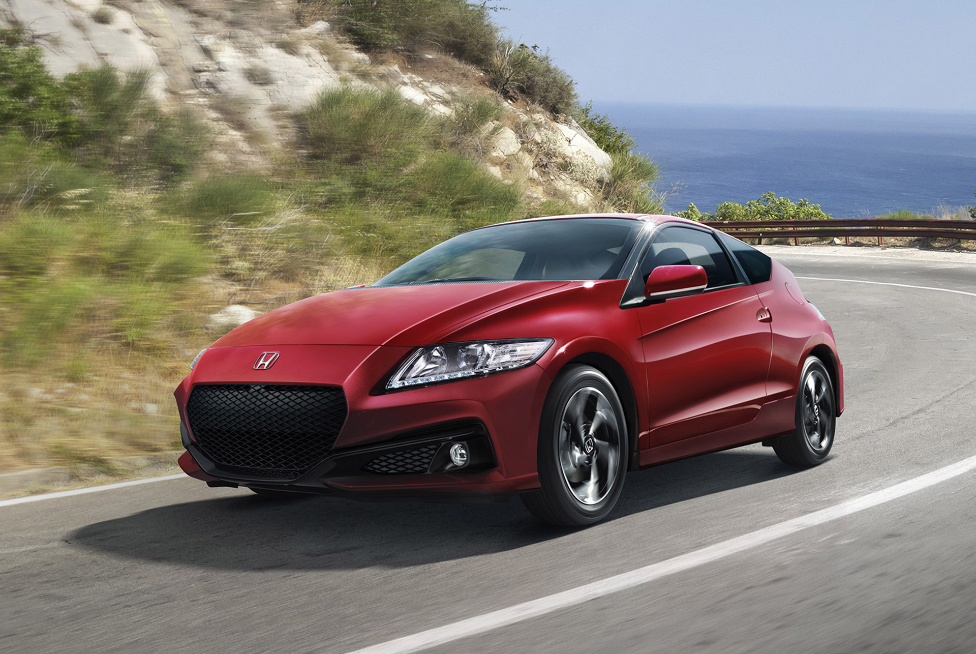 2016 Honda CR Z Sol rs Styling Updates More Tech Features