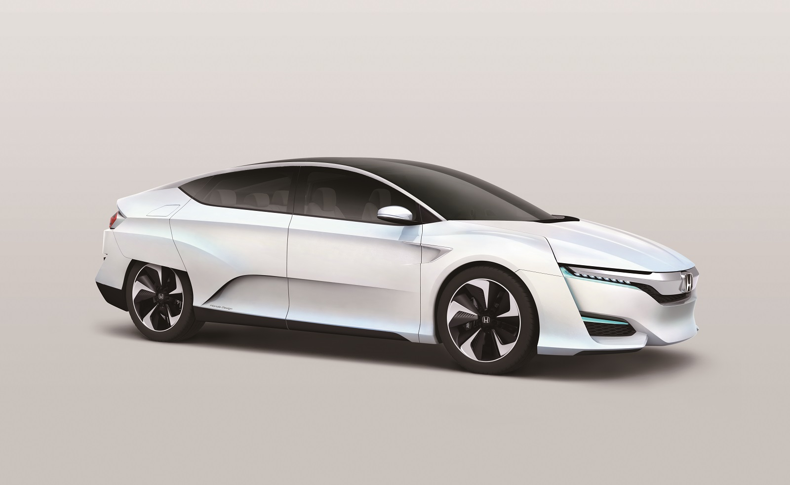 Honda FCV Concept Debuts Design Evolution For 2016 Fuel Cell Car