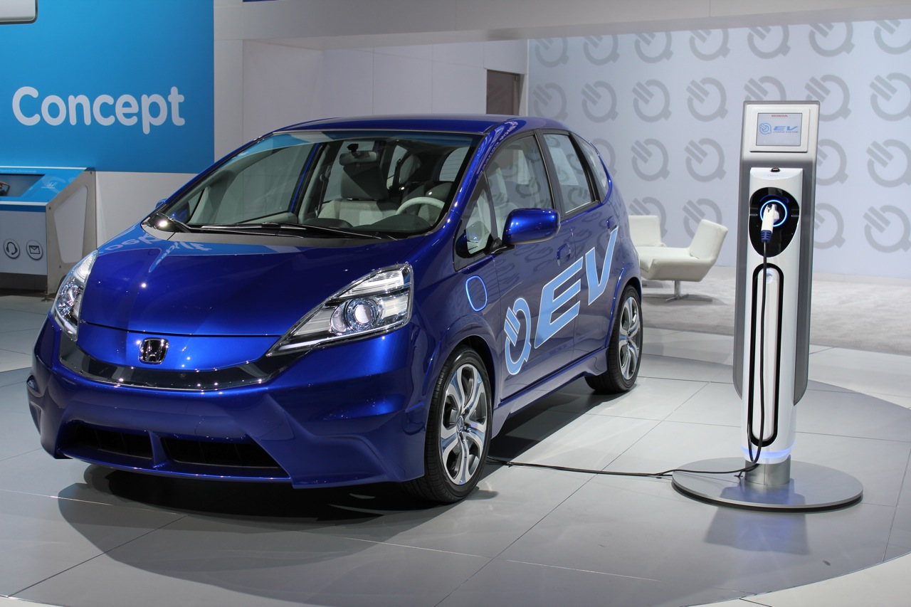 Honda honda fit ev range : Lower Prices Cause Electric-Car Shortages In CA: Shock, Surprise!