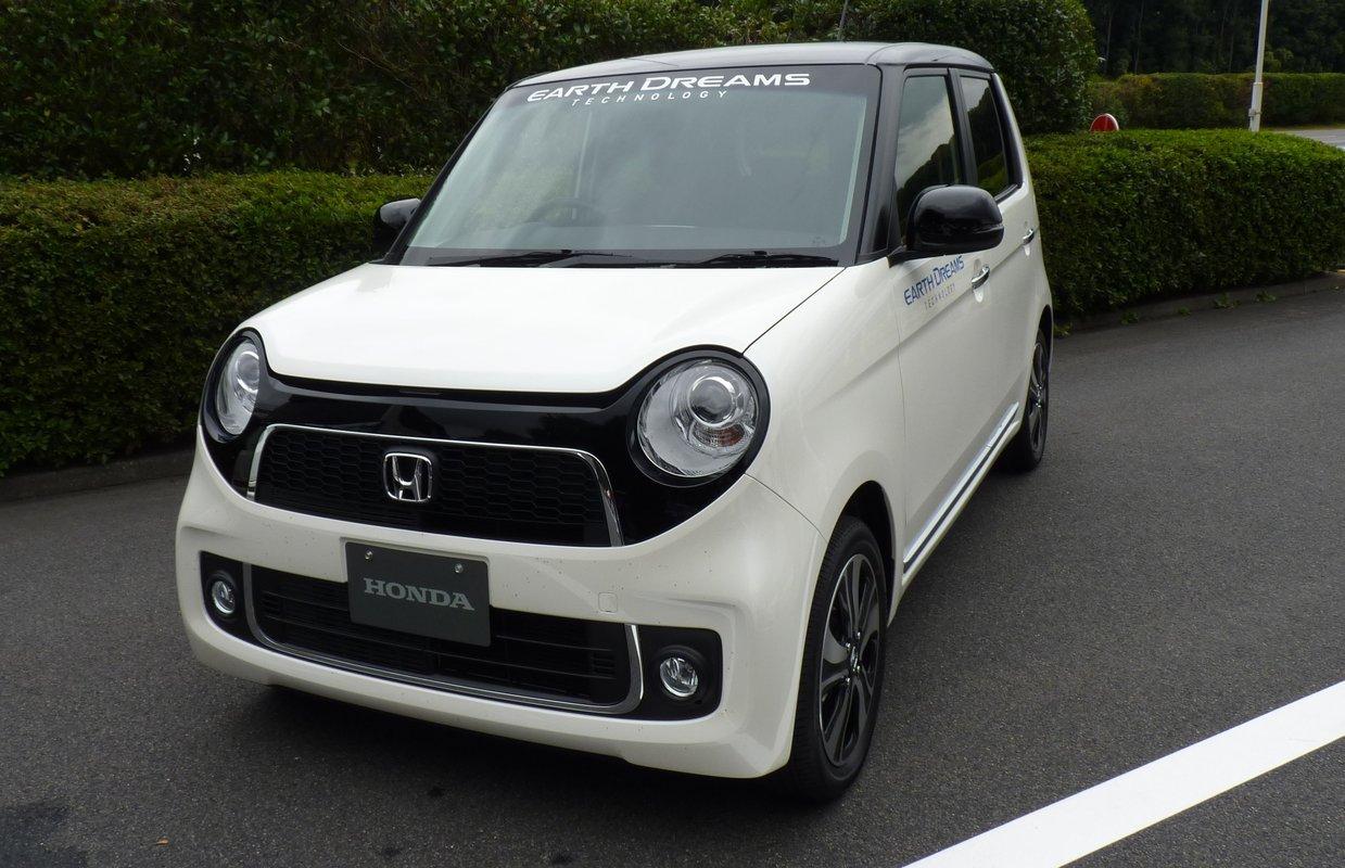 Honda N One: Quick Drive