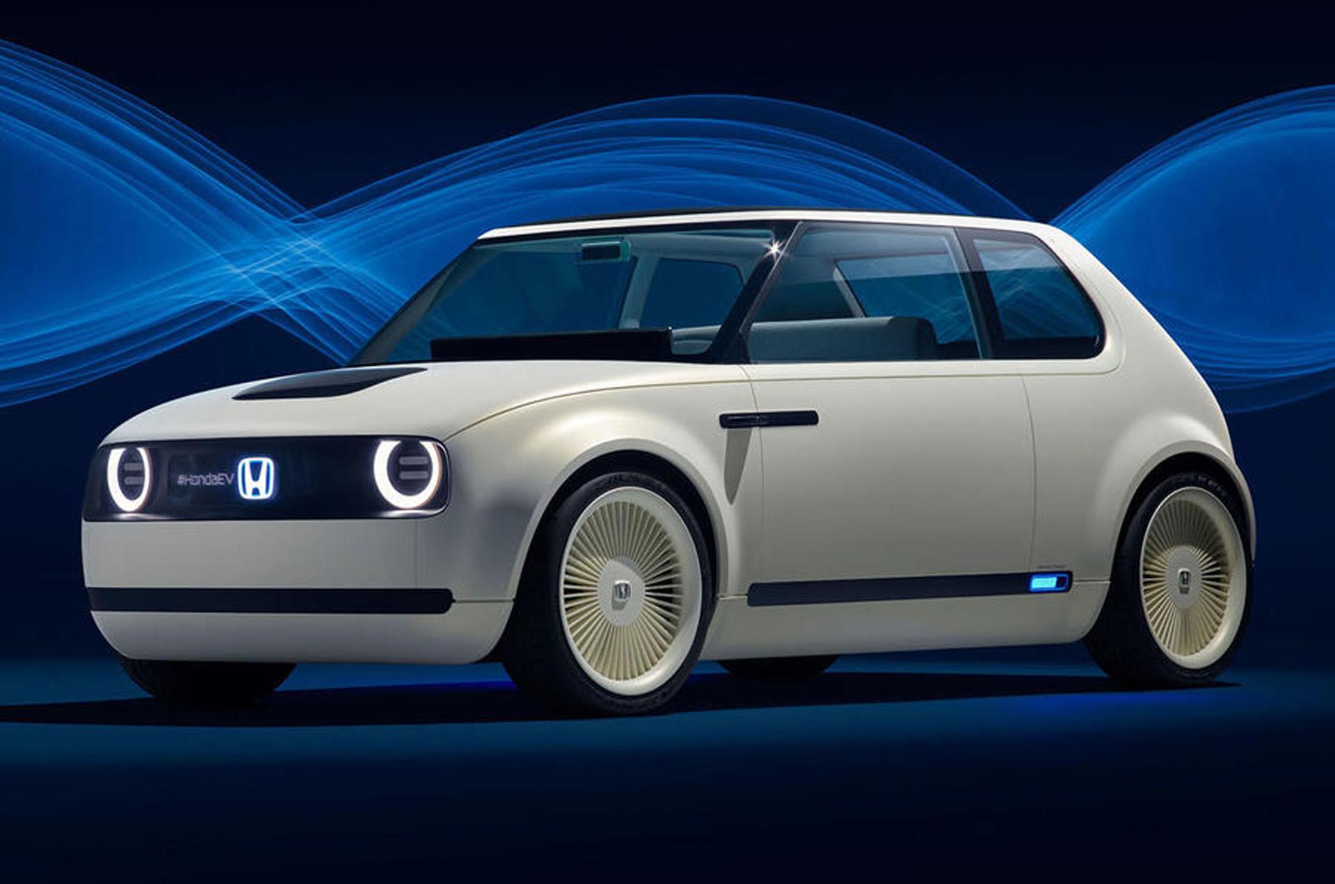 Honda North America >> Honda Urban Ev Concept To Go On Sale In 2019 But Not For North America