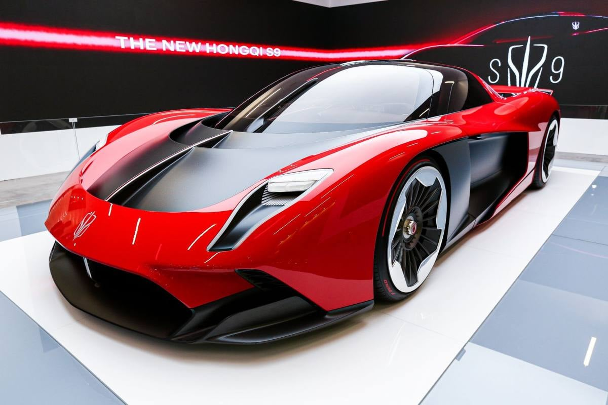 Silk-FAW hires ex-Ferrari CEO ahead of Hongqi S9 hypercar launch, global expansion