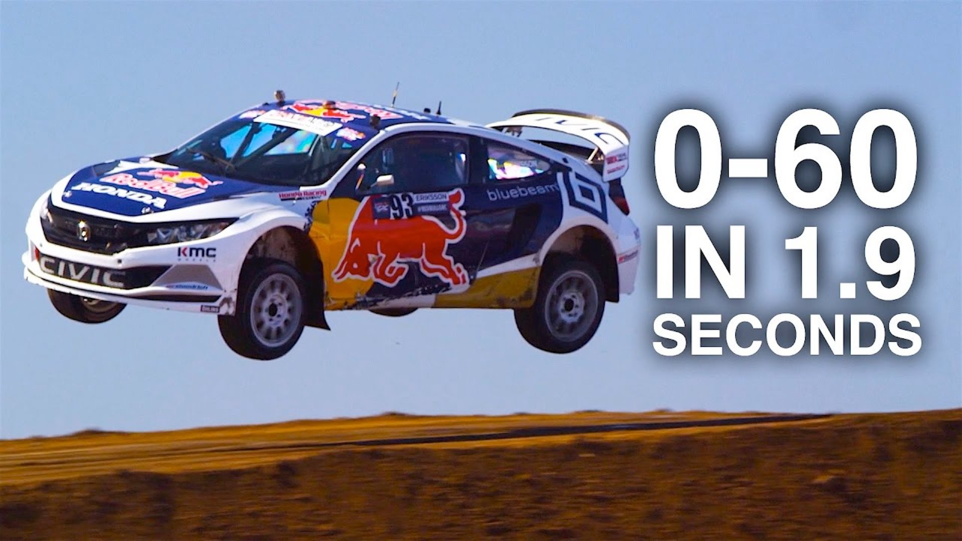 How Global Rallycross Cars Hit Mph In Seconds - Sports cars 0 60