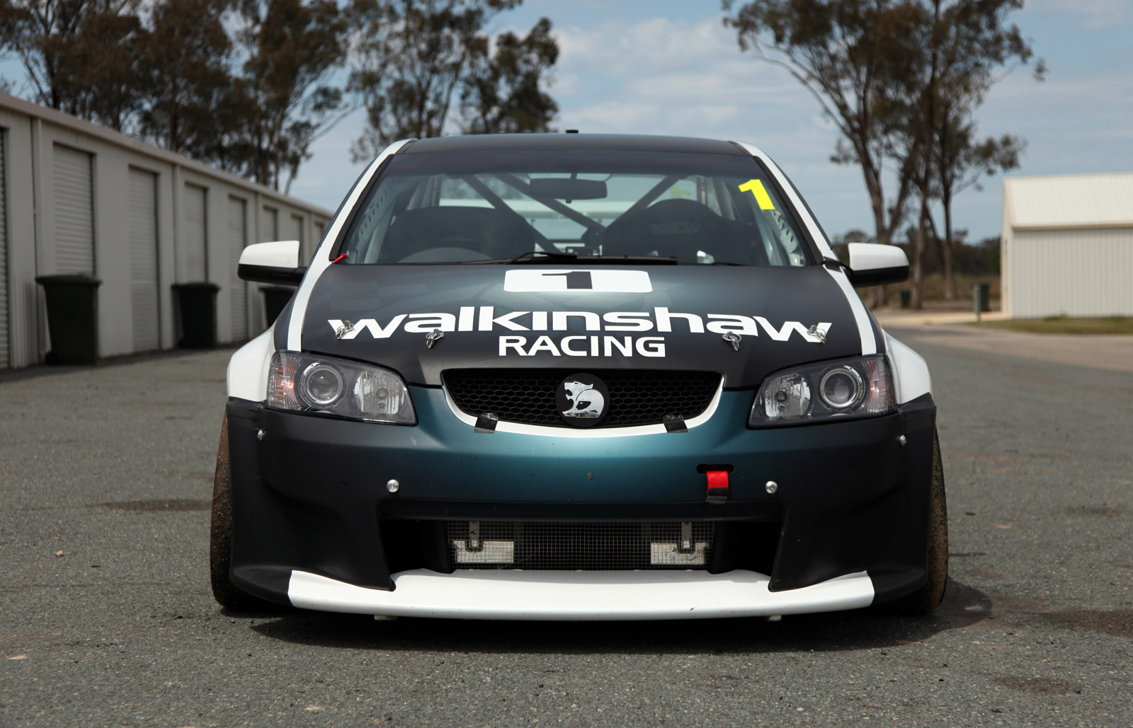 Wrx Sti Race >> HSV Reveals Details About Holden Commodore-Based One-Make Racing Series