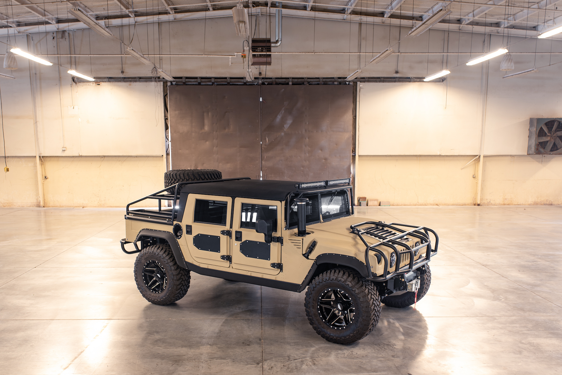 2019 Hummer H1 Price, Concept, Specs >> Mil Spec S Latest Hummer H1 Is A Baja Beast
