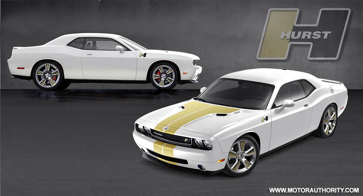 Hurst releases full specs and pricing for modified Dodge Challenger ...