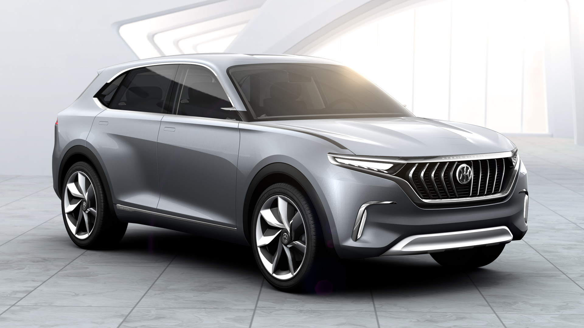 Hybrid Kinetic Presents Pair Of Pininfarina Styled Electric Suvs In Shanghai