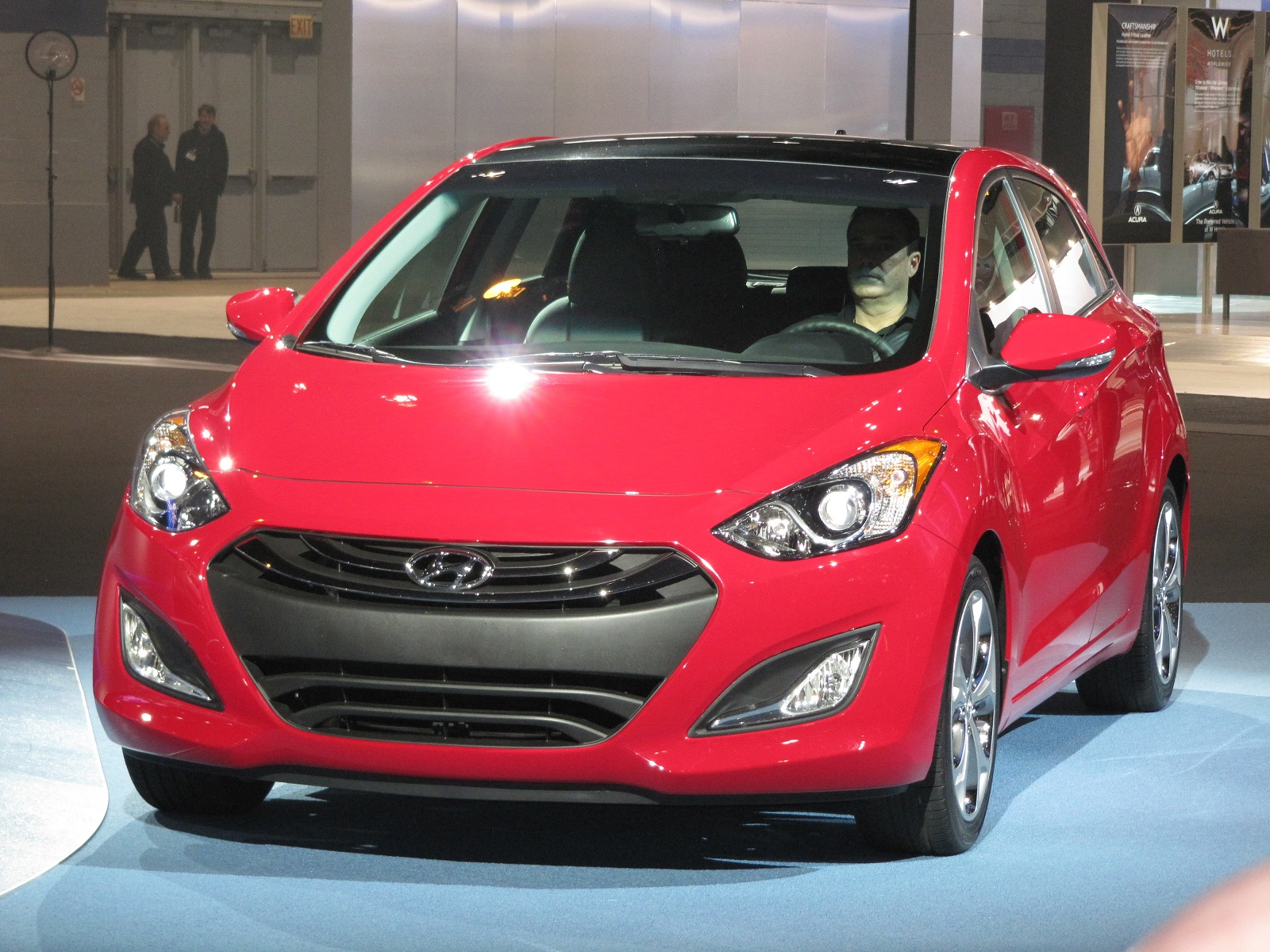 2013 Hyundai Elantra Coupe GT 40MPG Highway Less Than $20k
