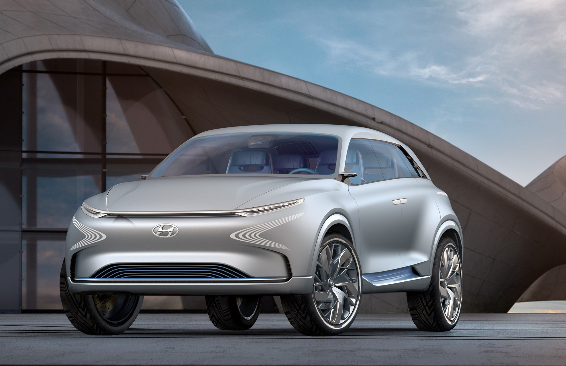 Hyundai Targets 1 400 Units A Year Of Next Gen Fuel Cell