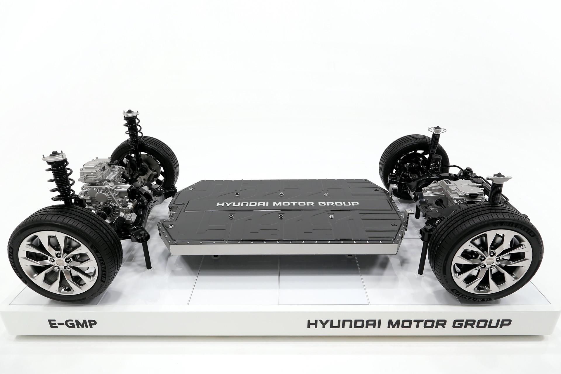greencarreports.com - Bengt Halvorson - Electric car platform for Hyundai, Kia, Genesis: Bi-directional charging, robotaxi ready