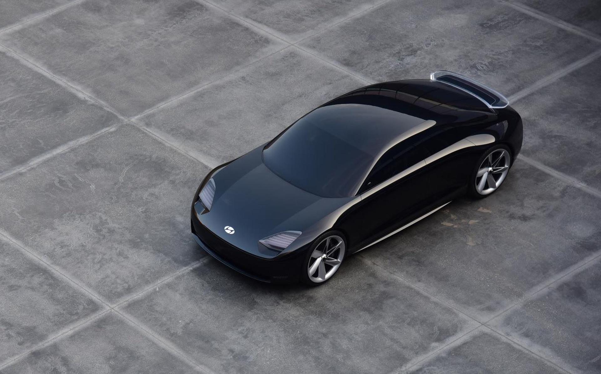 Ioniq EV brand, Polestar 2 drive, Lucid SUV, hydrogen fuel-cell supercar: The Week in Reverse