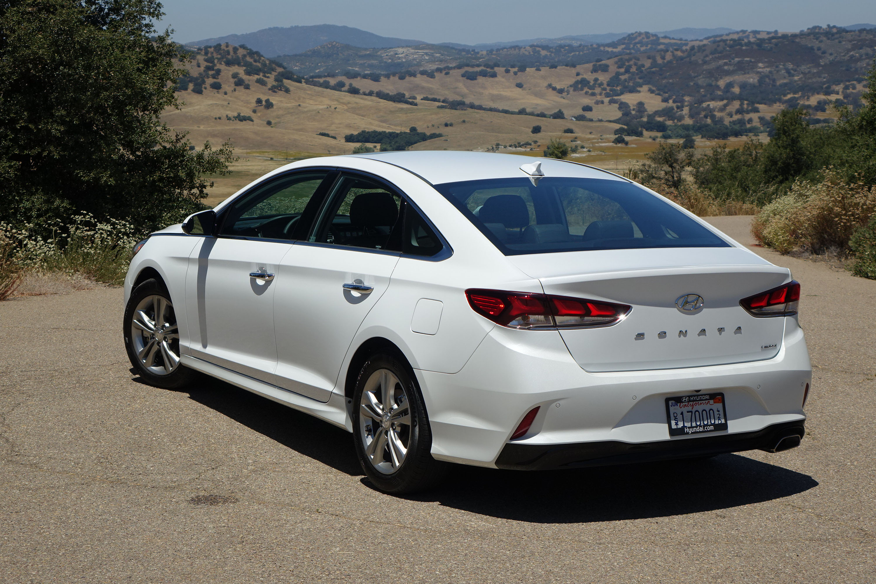 2018 Hyundai Sonata First Drive Finally Looking The Part