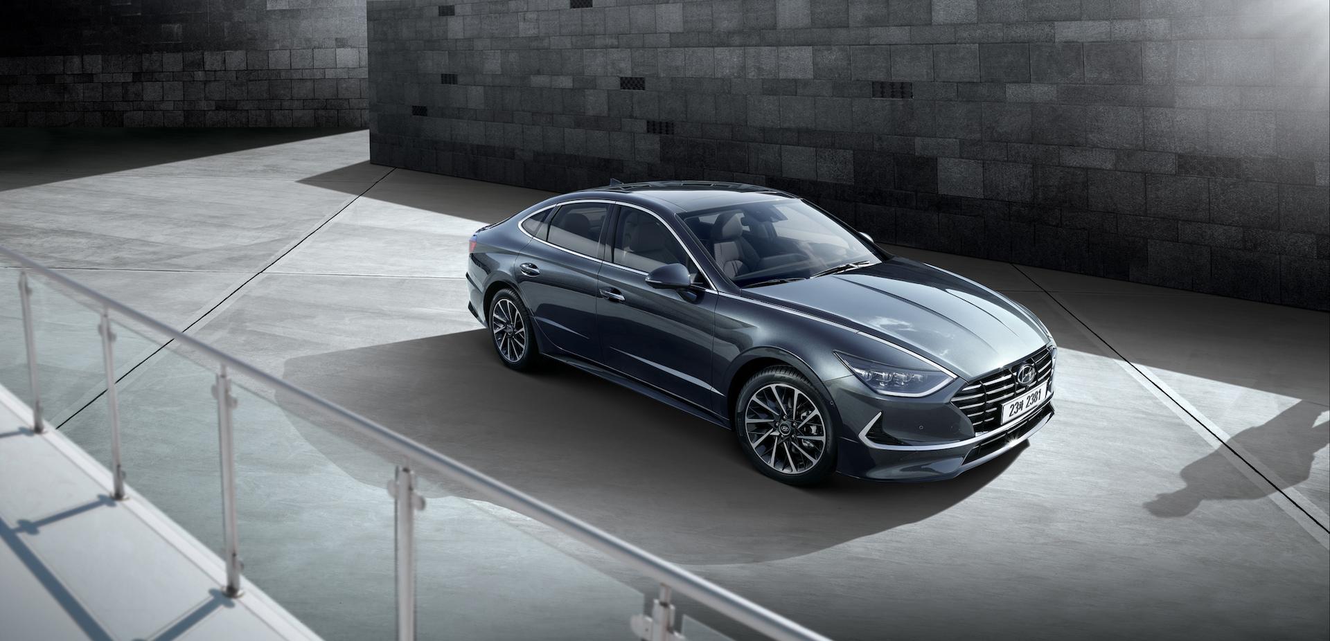 2020 Hyundai Sonata preview