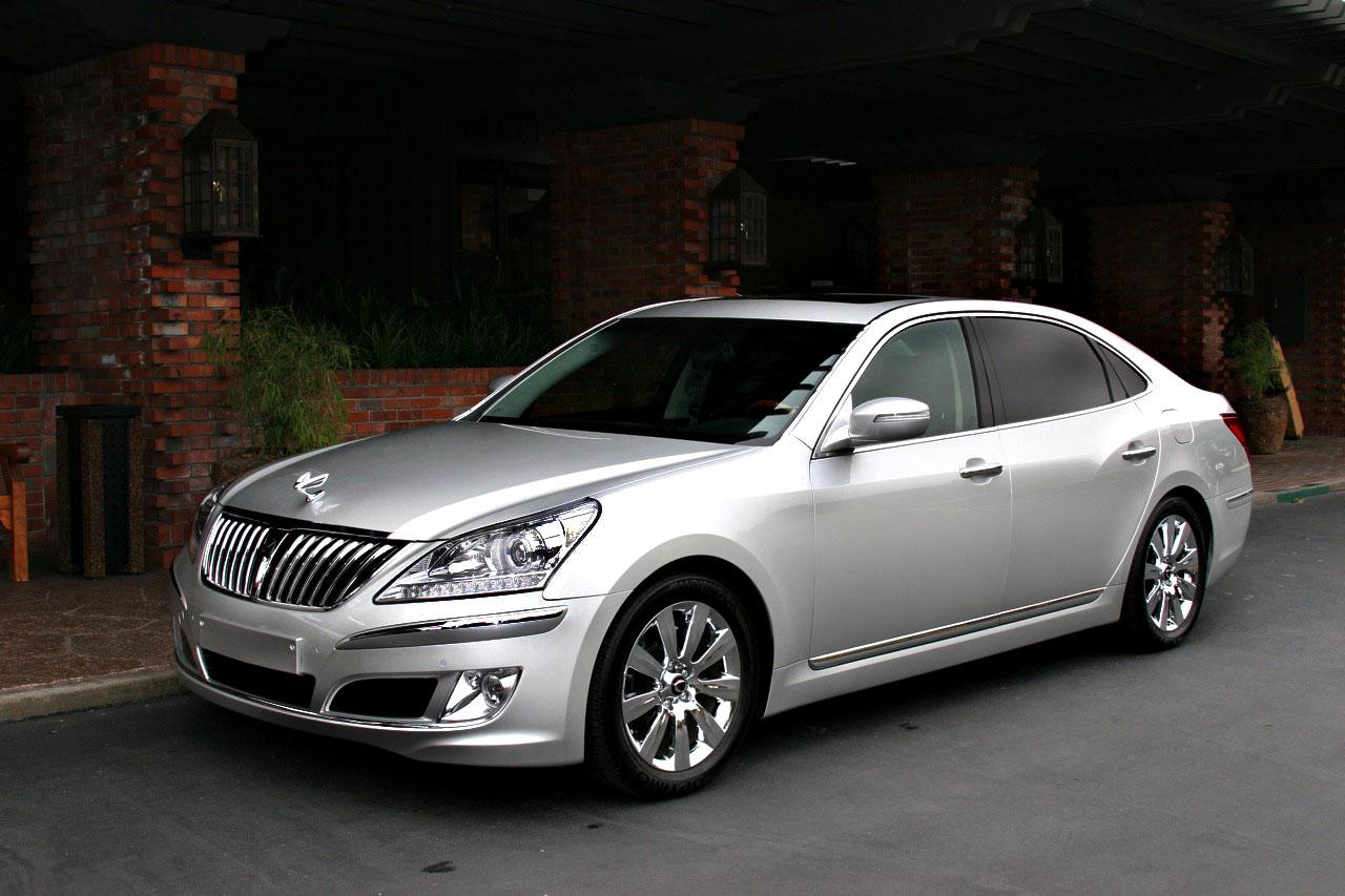 2011 Hyundai Equus, Genesis To Get 429-HP 5.0-Liter Tau V-8