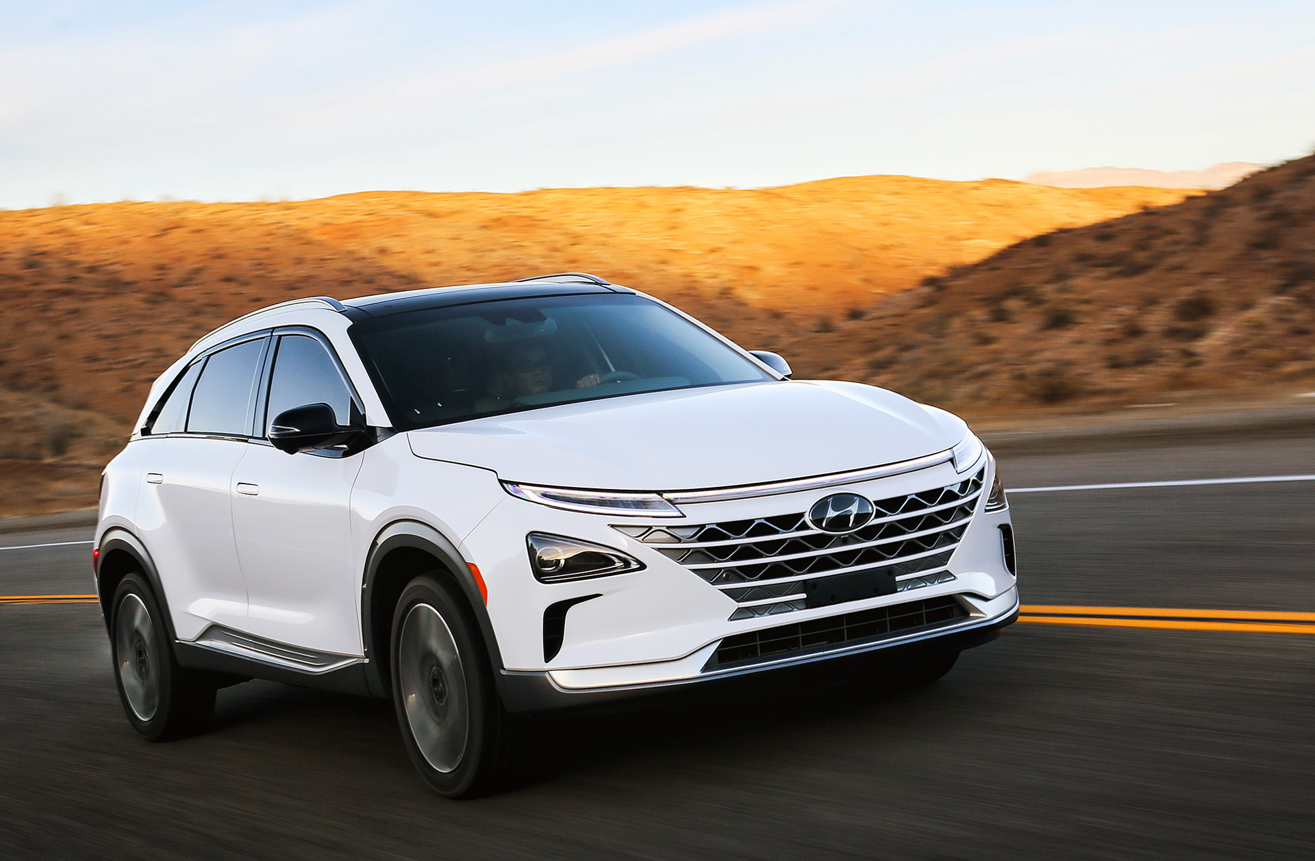 Hyundai and Audi partner on hydrogen fuel cell tech