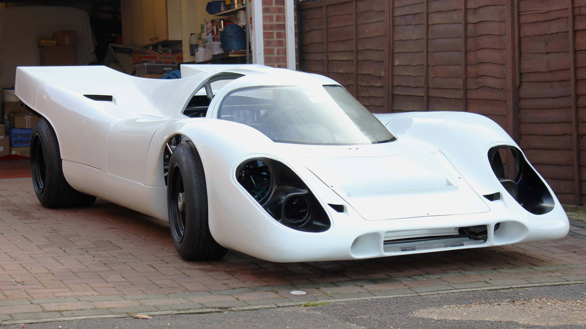 Icon Engineering Porsche 917 Is Breathtaking In Its Detail