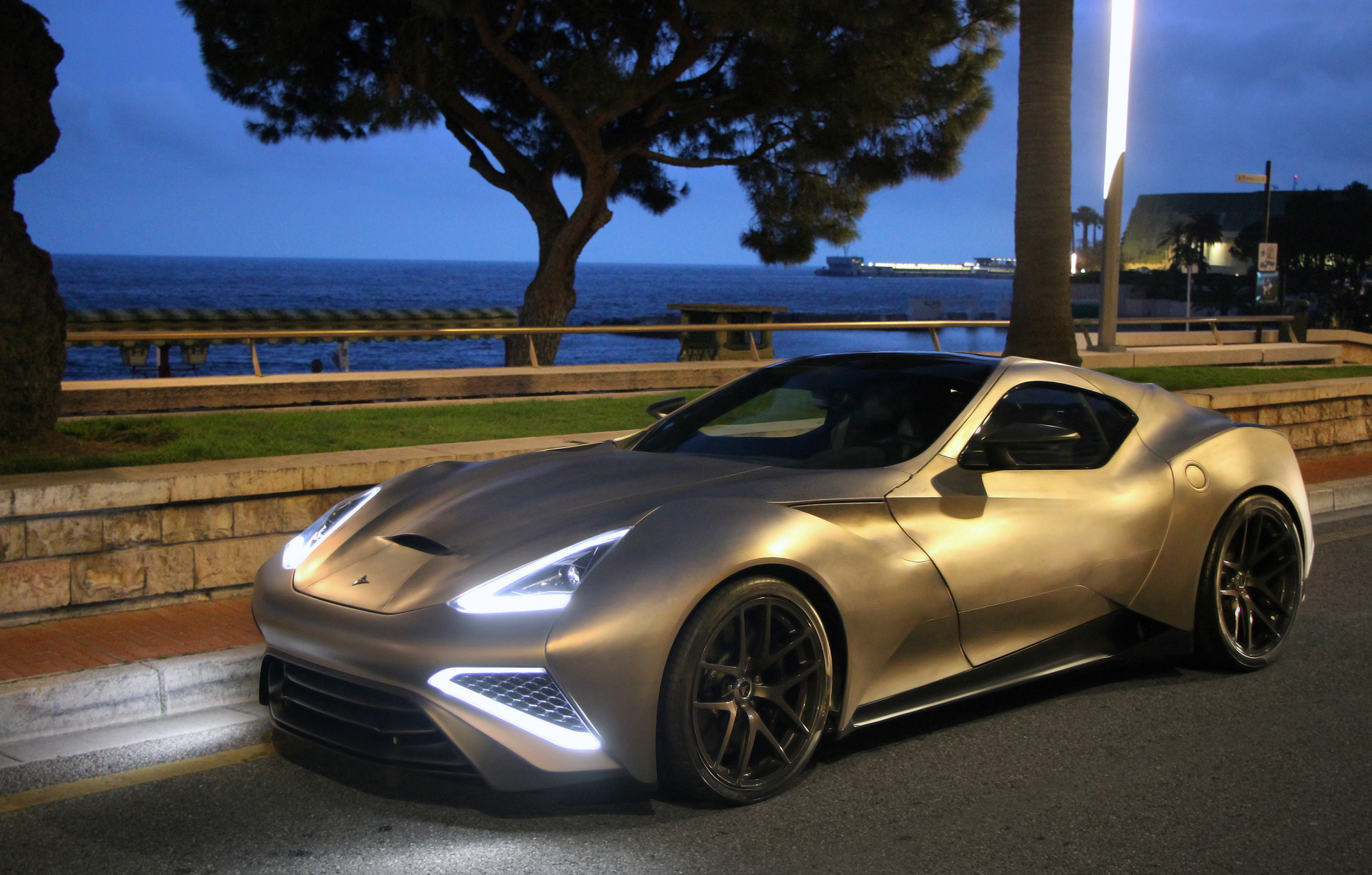 World S Only Titanium Car Can Be Yours For 2 78 Million