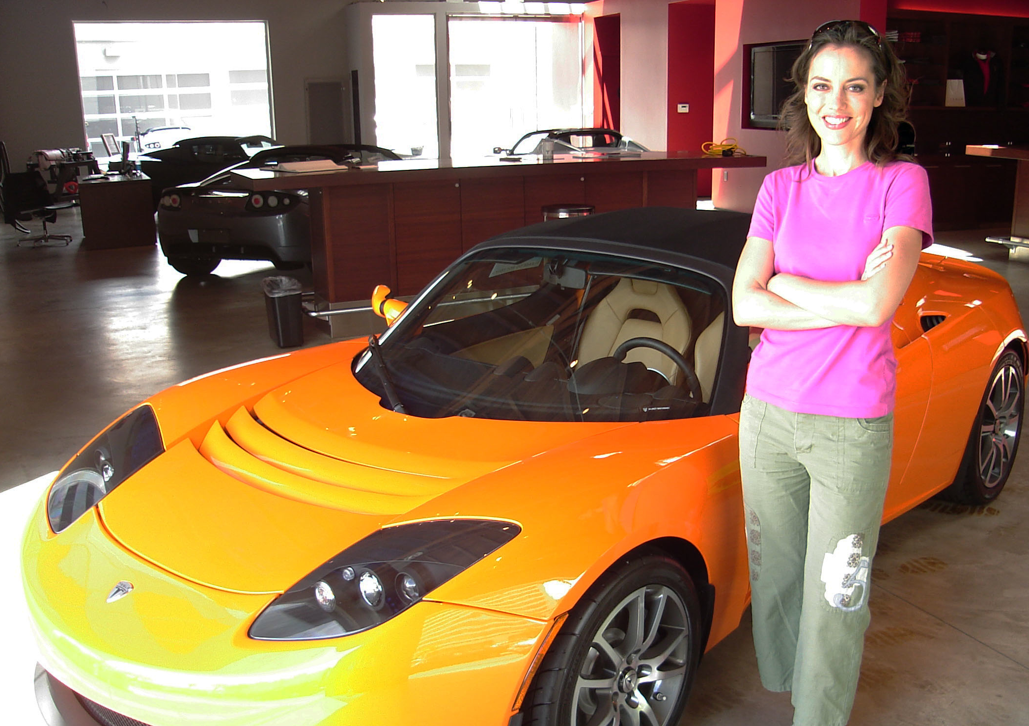 Dr Amy Mainzer S Electric Experiences With The Tesla Roadster