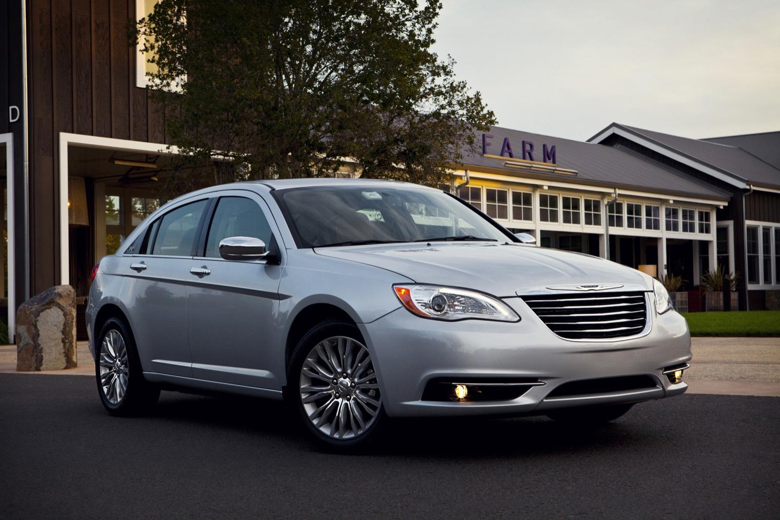 2012 Chrysler 200 Tire Size >> 2012 Chrysler 200 Driven