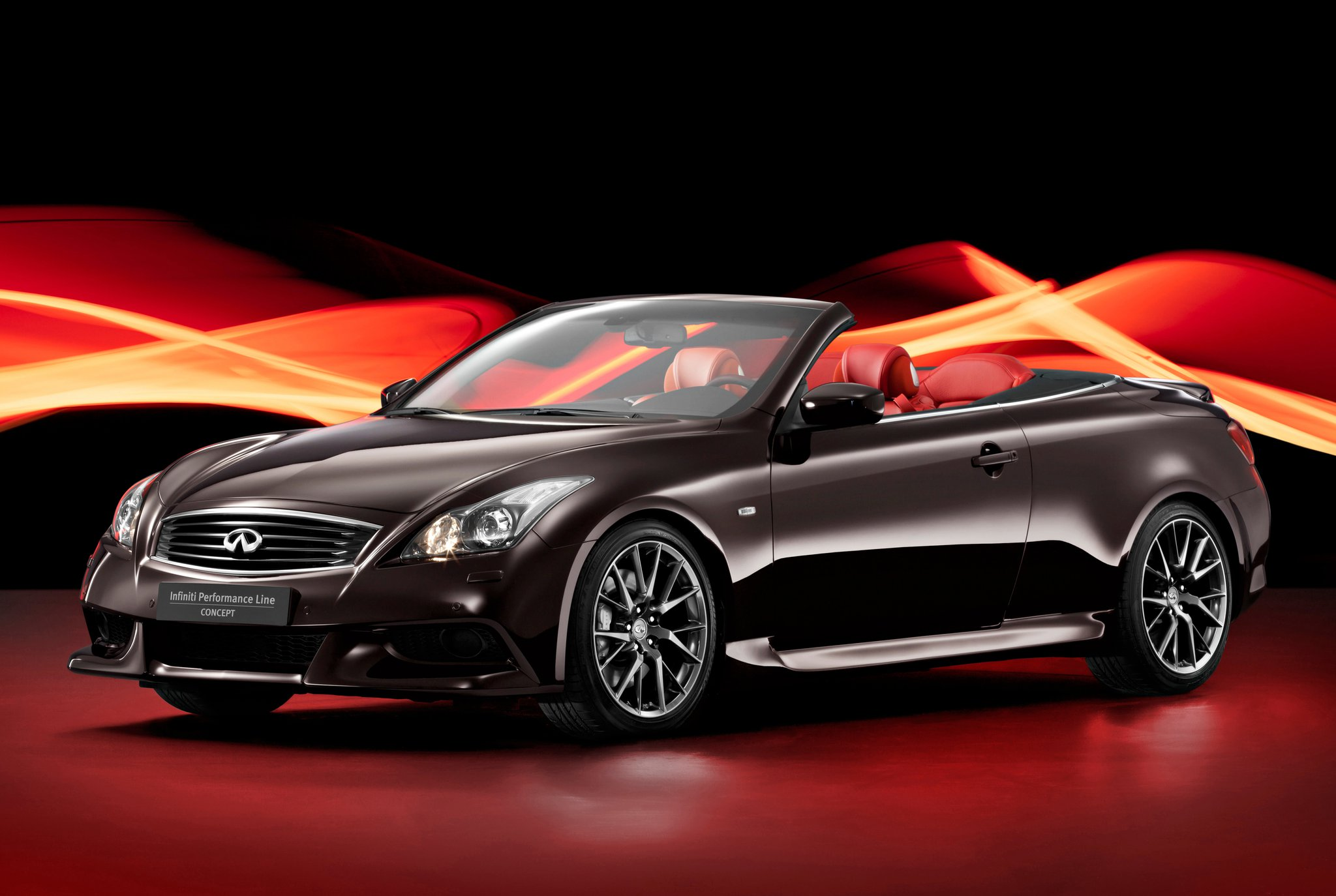 side infiniti view base review convertible infinity luxury news
