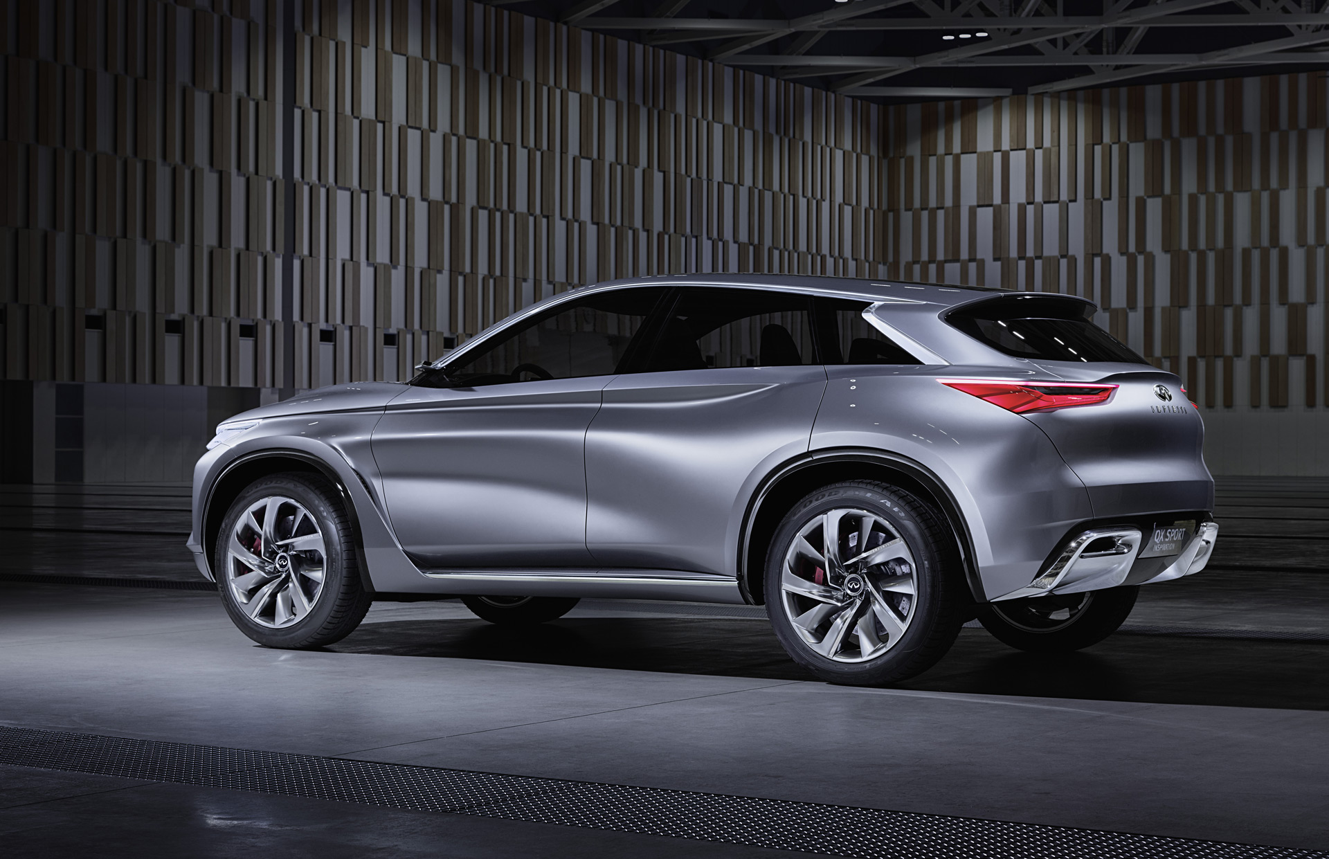 Infiniti releases more details on QX Sport Inspiration concept