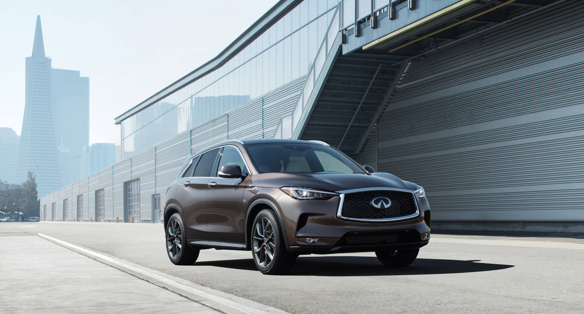 new by franklin sale crossover infinity tn for infiniti