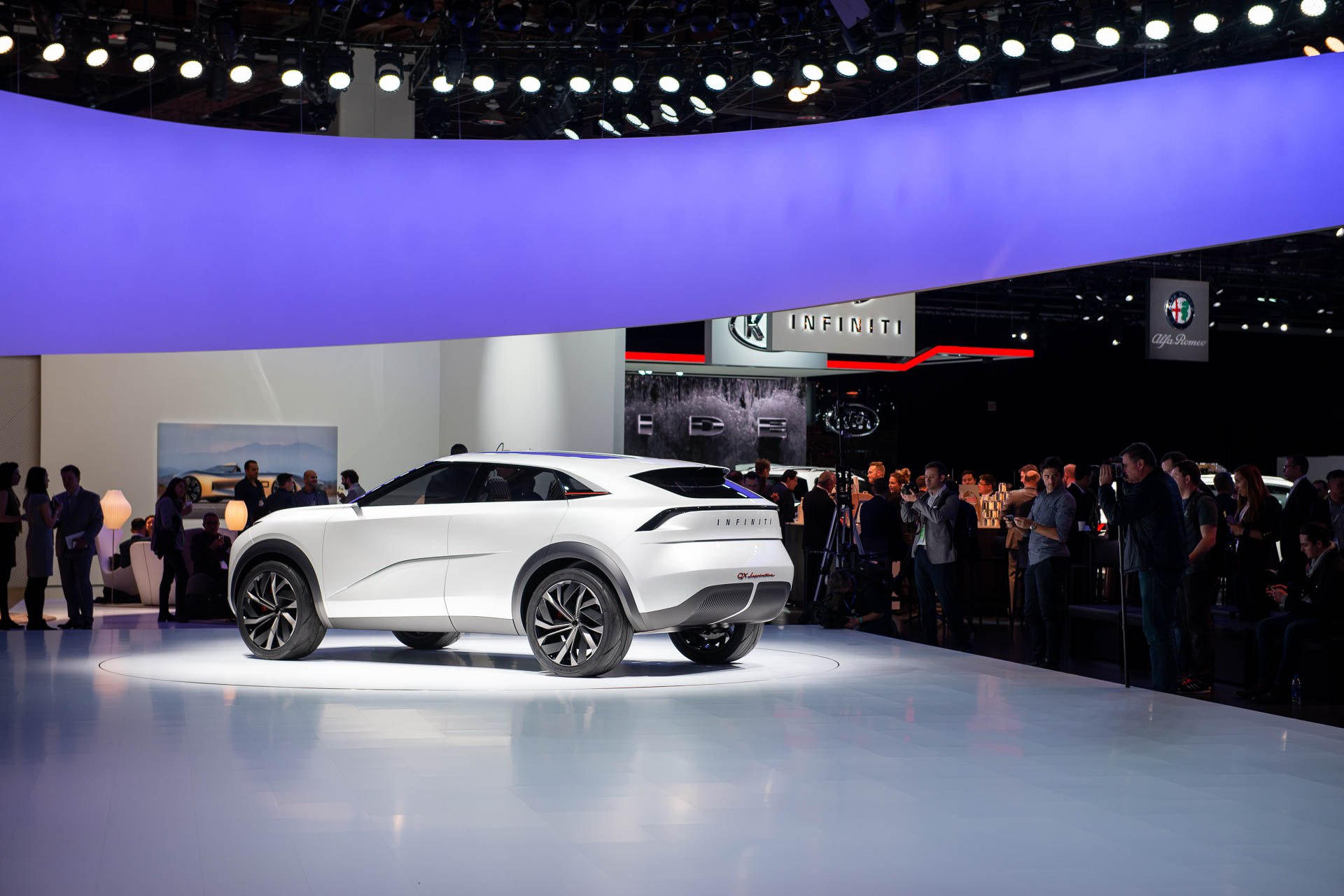 Infiniti Qx Inspiration Concept Sets Design Direction For Brand S