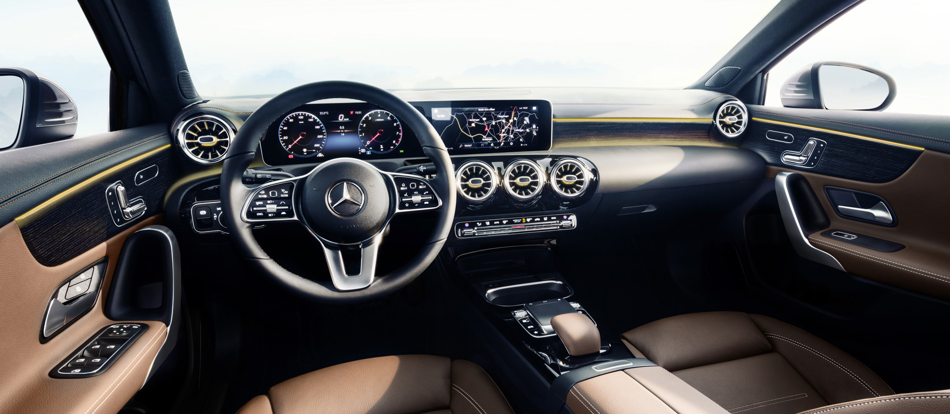 Major Step Up In Quality Design For Interiors Of Next Gen Mercedes