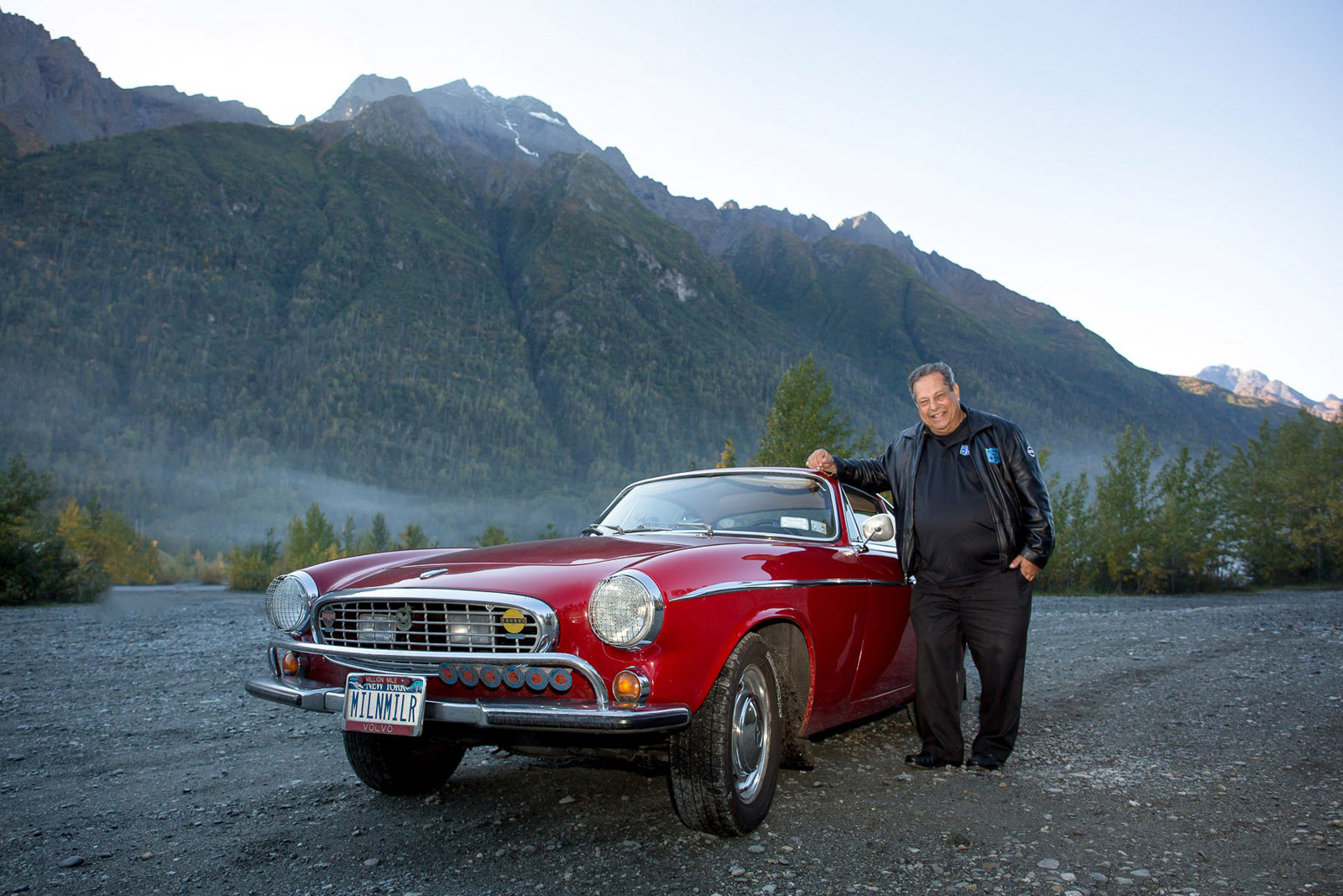 Irv Gordon Reaches 3 Million Miles In His 1966 Volvo P1800