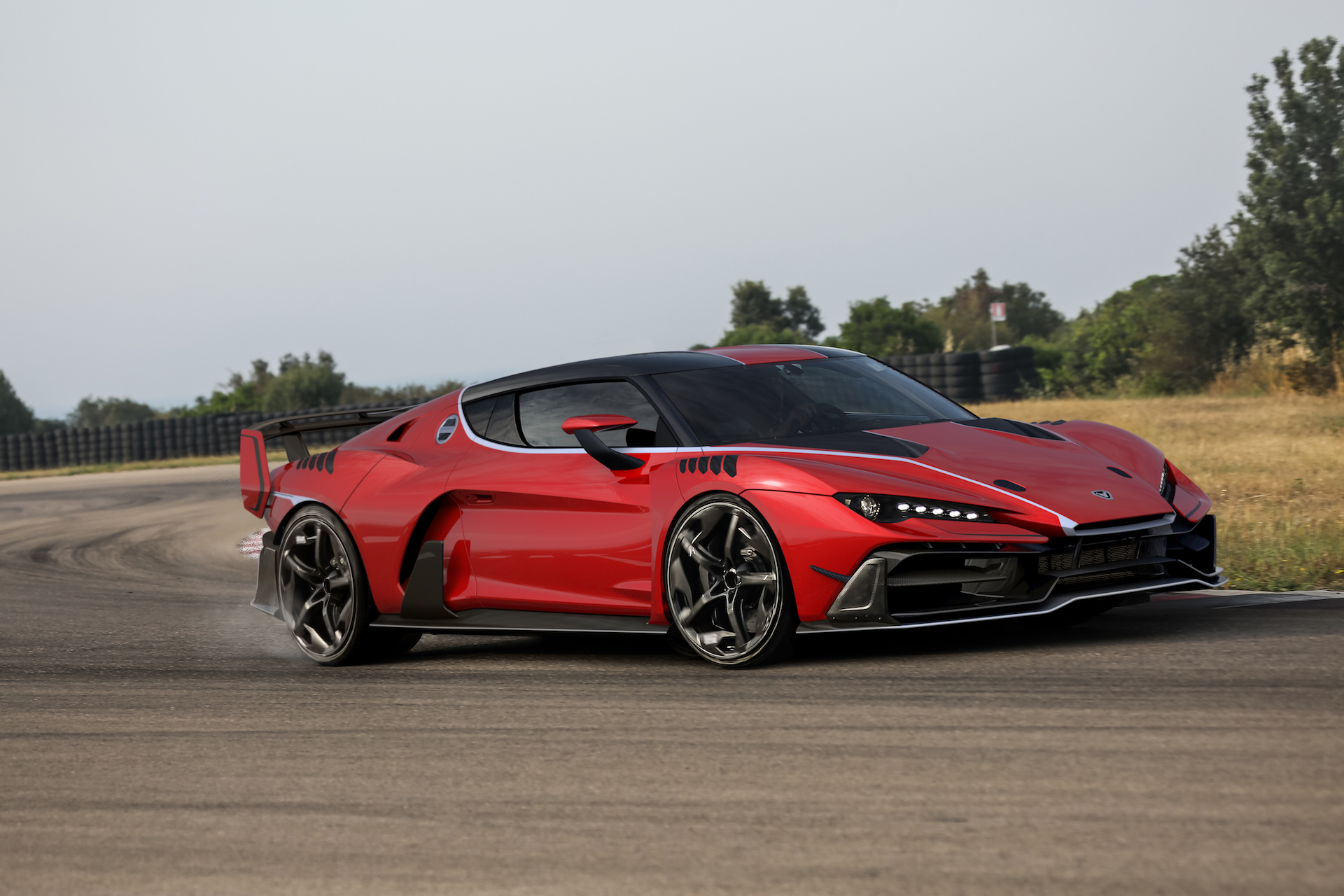 Italdesign Zerouno sold out, roadster being considered