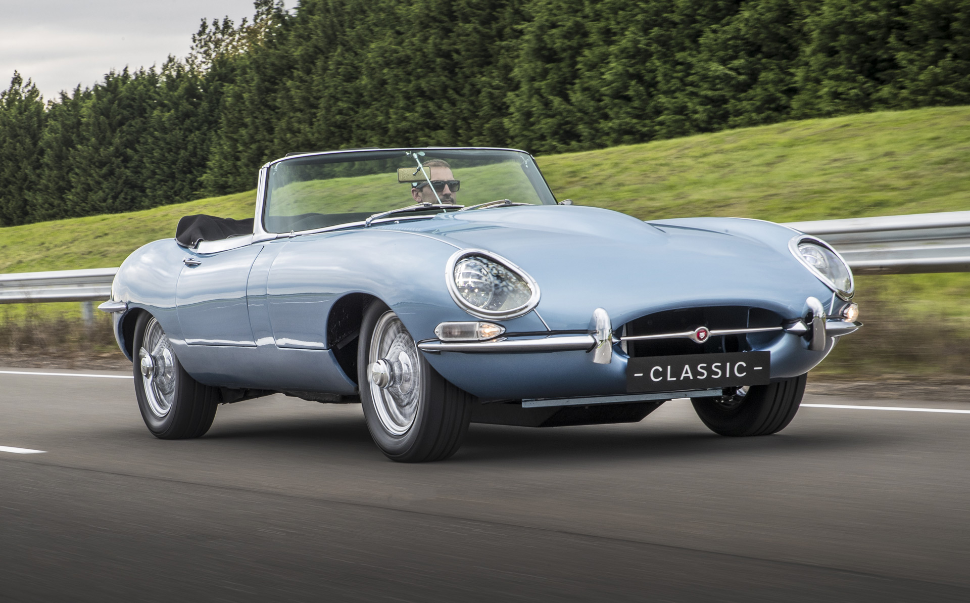 World S Sexiest Car Jaguar E Type Reappears As All Electric Concept
