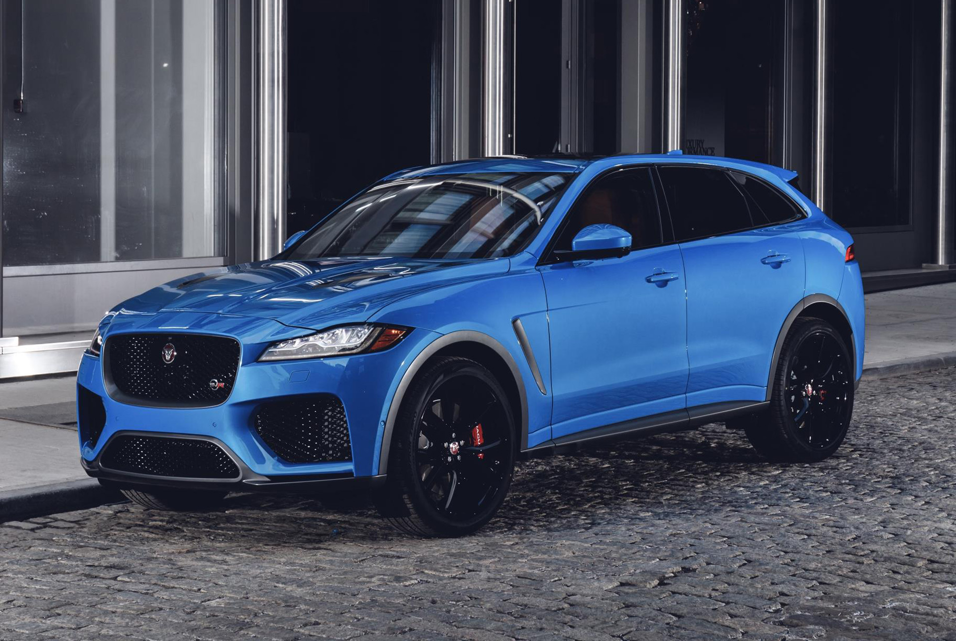 2019 Jaguar F-Pace SVR, 2020 Chevy Corvette, 2021 Porsche 911 Targa: This Week's Top Photos