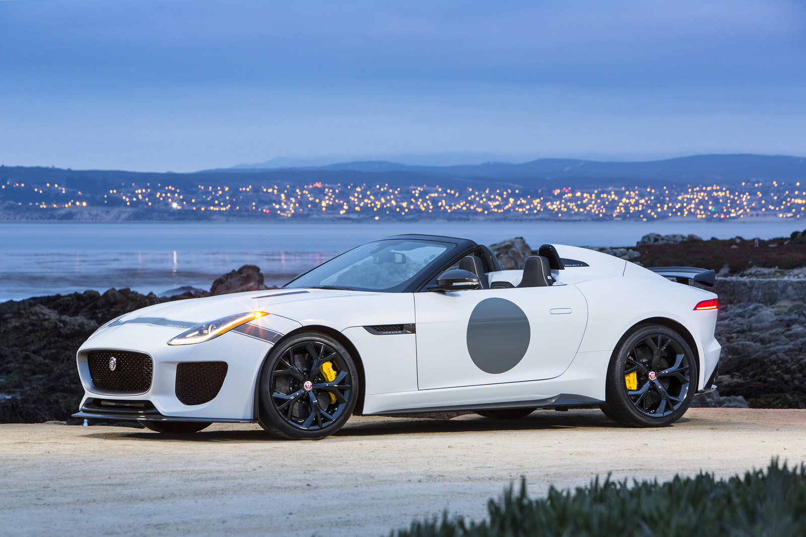 F Type Price >> Jaguar F Type Project 7 Rolls Into Pebble Beach With 165 925 Price Tag