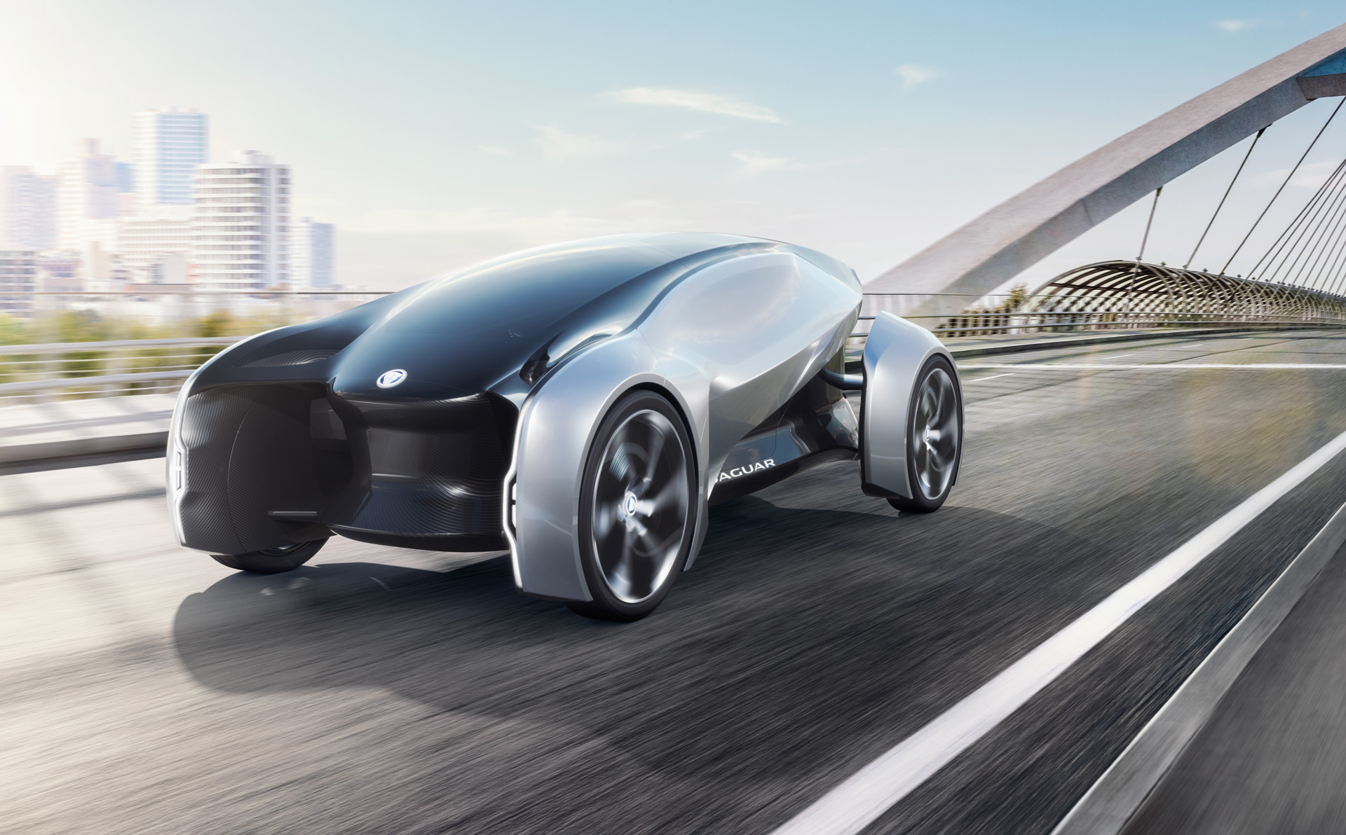 Jaguar Future Type Is A Familiar Vision Of A Self Driving City Car