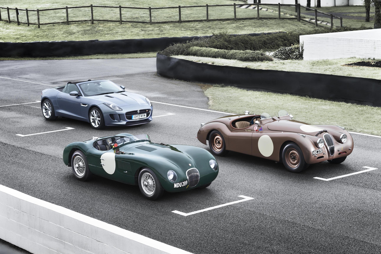 Jaguar Heritage Racing Cars To Run 2013 Mille Miglia