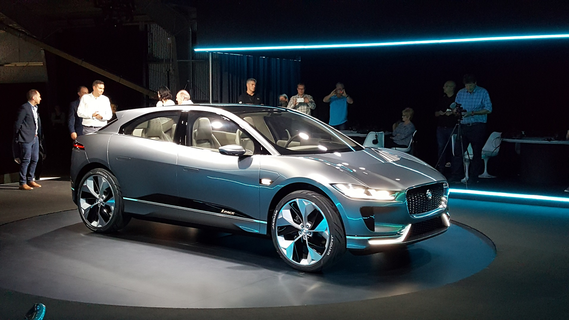 First Euro Prices For Jaguar I Pace Electric Car Released Us 70k To 80k