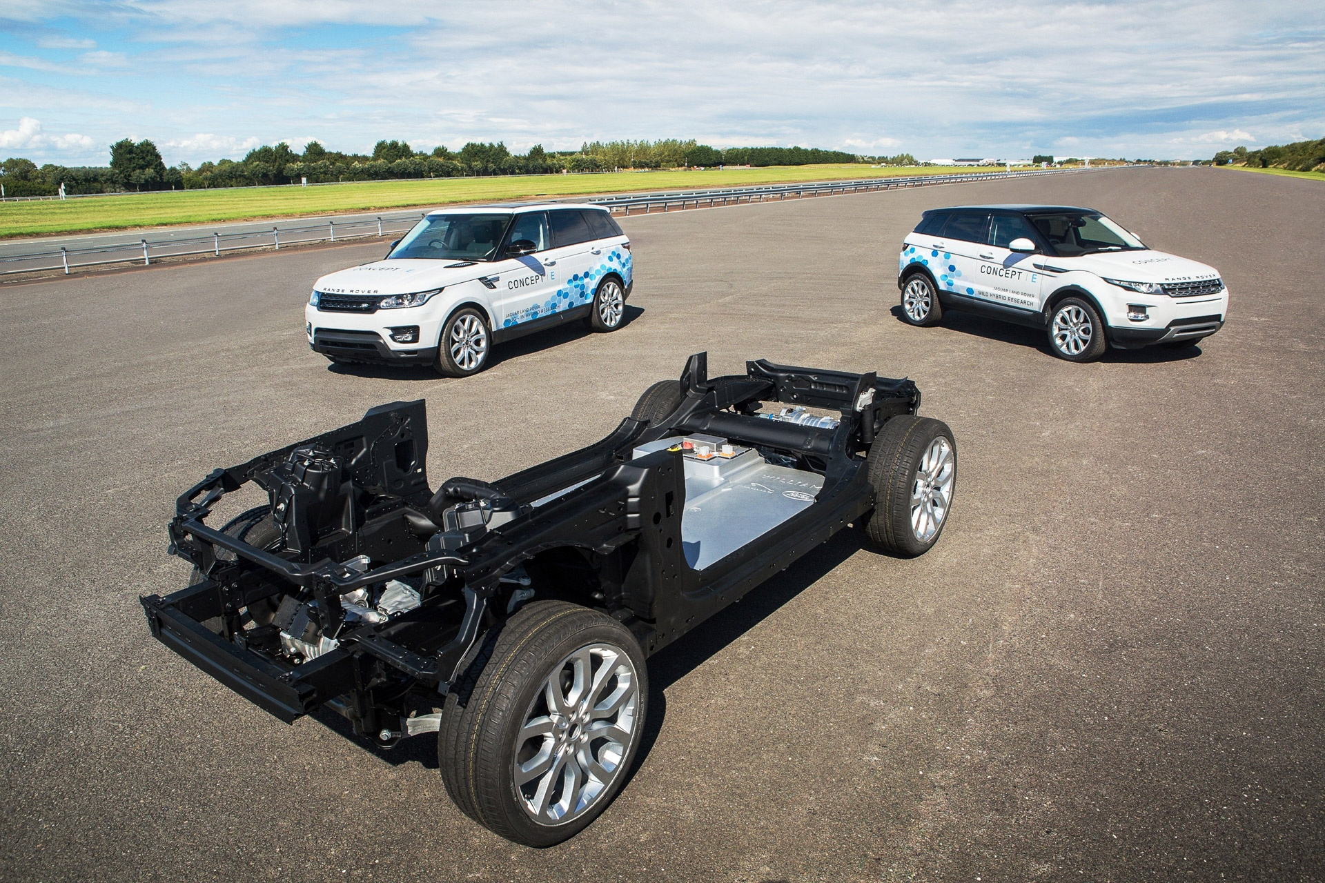 Jaguar Land Rover Previews Future Tech Including New Electric Car
