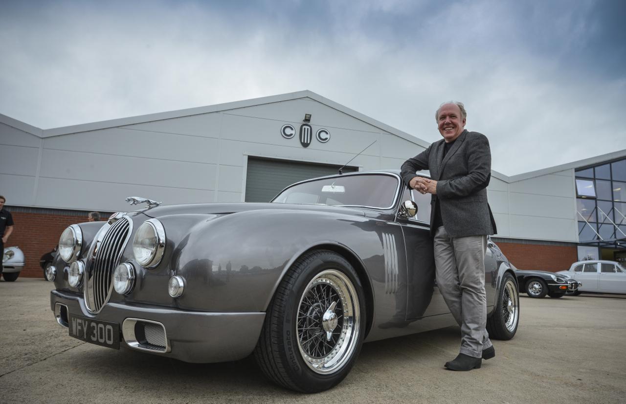 Ian Callum's Jaguar Mark 2 Finally Revealed: Video