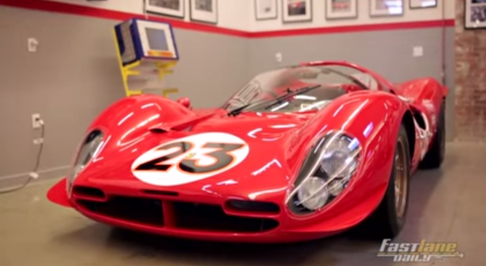 james glickenhaus  insiders view   amazing garage video