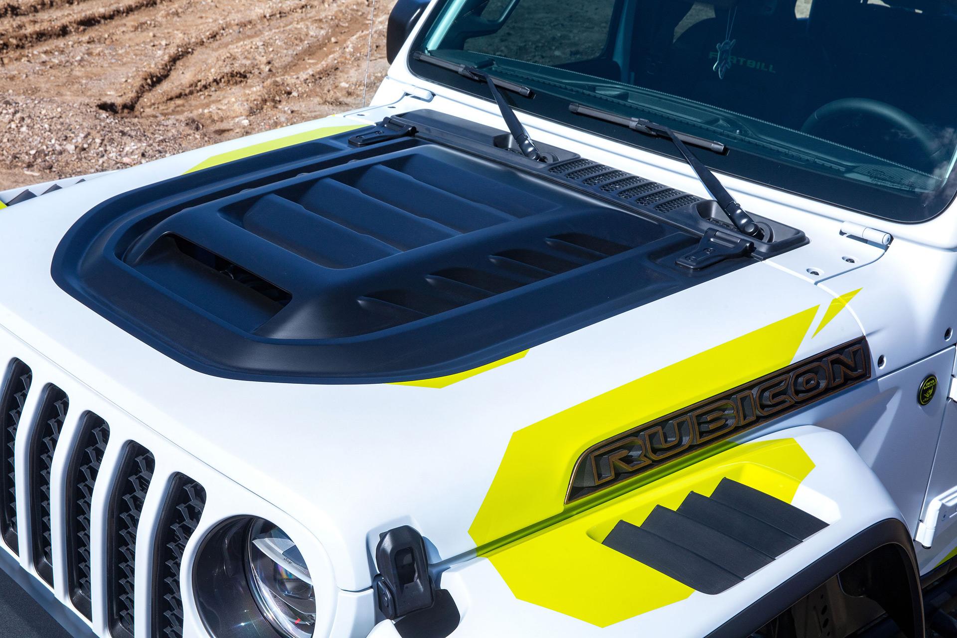 Jeep Flatbill concepto